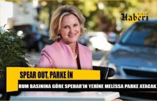 Rum basınına göre Spehar'ın yerine Melissa Parke...