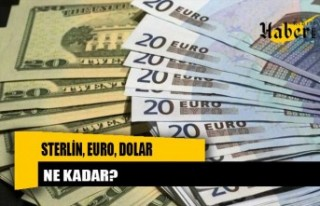 Sterlin Euro Dolar? (07.09.2021)