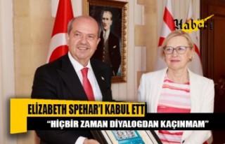 Tatar, Kıbrıs Türkü'ne itibarının iade edilmesi...