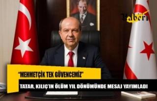Tatar, Piyade Er Allahverdi Kılıç'ın şehit...