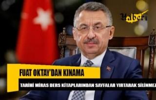 T.C. Cumhurbaşkanı Yardımcısı Fuat Oktay'dan...