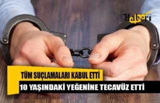 Tecavüz davasında toplamda 58 yıl hapislik cezası