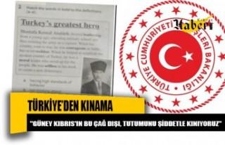 Türkiye, Rum okullarında okutulan ders kitabından...