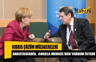 Anastasiadis, müzakerelerin yeniden başlaması için...