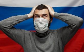 Rusya'da Kovid-19 vaka sayısı 1 milyon 20 bini geçti