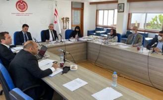 AB Uyum Komitesi Hal Yasa Tasarısı'nı görüştü