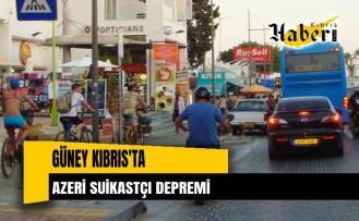 Güney'de Azeri suikastçı depremi: 'Ortakları Kuzey'de iddiası