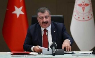 Türkiye'de 5 bin 12 yeni vaka