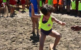 Girne Belediyesi'nin Düzenlediği Yaz Tatili Çocuk Atölyeleri, Survivor Yarışmasıyla Başladı