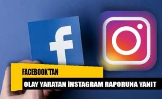 Facebook'tan olay yaratan Instagram raporuna yanıt