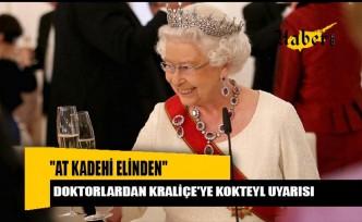 II. Elizabeth en sevdiği içeceklerden mahrum kalabilir