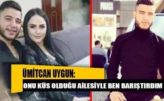 Ümitcan Uygun, Aleyna Çakır hakkında konuştu!