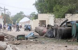 TC DIŞİŞLERİ BAKANLIĞI: SOMALİ'DEKİ TERÖR SALDIRISINDA 1'İ TÜRK, 4 KİŞİ HAYATINI KAYBETTİ