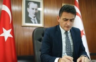 """MALİYE BAKANI OĞUZ: """"BORÇLANMA SADECE MAAŞ ÖDEMESİ İÇİN DEĞİL''"""
