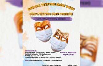 Baraka Kültür Merkezi ve LTB iş birliğiyle 'tiyatro' etkinliği