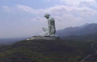 Girne'de dev heykel projesi hayata geçiyor