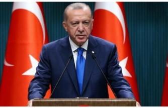 Erdoğan: 2021'i şahlanış yılına dönüştüreceğiz