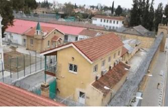 Güney Kıbrıs Cezaevi Doluluk Oranından Üçüncü Sırada