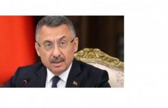 Oktay'dan KKTC Anayasa Mahkemesi'nin kararına tepki