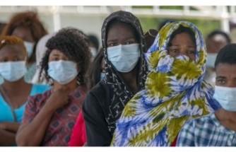 Afrika'da koronavirüs vaka sayısı 4 milyon 717 bini aştı