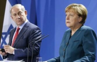 Almanya'dan İsrail'e destek mesajı
