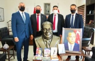 Antalya'da açılacak yeni kütüphanede KKTC köşesi de olacak