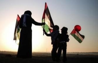 """Lefkoşa'da """"Filistin'e Destek"""" gösterisi yapılacak"""