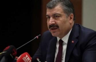 Türkiye'de,236 can kaybı, 11 bin 472 yeni vaka