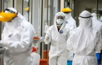 Türkiye'nin Günlük Koronavirüs Tablosu paylaşıldı