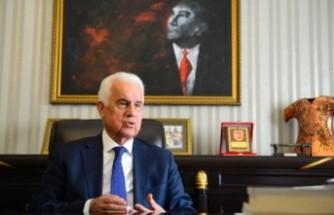 Üçüncü Cumhurbaşkanı Derviş Eroğlu'nun Bayram Mesajı