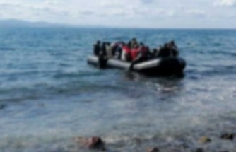 Greko Burnu'nda Mülteci Tespit Edildi