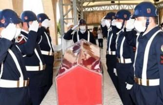 Kıbrıs gazisi Zeynel Abidin Subaşı'ya son görev