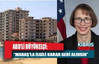 ABD, Türkiye ve Kuzey Kıbrıs'a Maraş'la ilgili kararını geri alması çağrısı yaptı