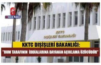 Dışişleri Bakanlığı'ndan, BMGKnın Maraş açıklamasına tepki