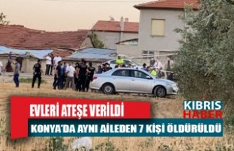 Konya'da saldırı