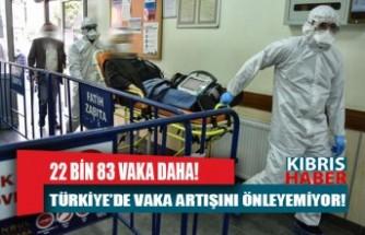 Türkiye'nin günlük koronavirüs tablosu açıklandı.