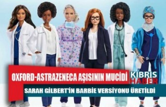 Pandemiyle mücadele sayesinde değeri anlaşılan sağlık sisteminden 6 kadın için Barbie rol model serisi çıkarıldı