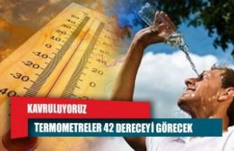 Termometreler 42 dereceyi görecek