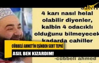 Bu sözlere Cübbeli Ahmet'in eşinden sert tepki: Asıl ben kızardım