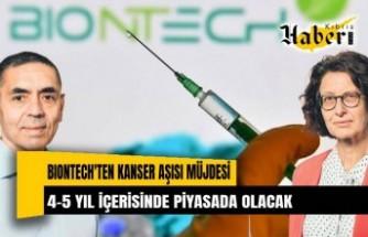 BioNTech'ten, kanser aşısı müjdesi