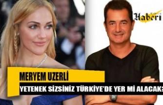 Meryem Uzerli, Yetenek Sizsiniz Türkiye'de jüri mi olacak?