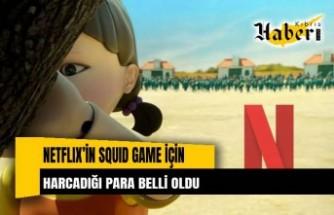 Netflix'in Squid Game için harcadığı para belli oldu