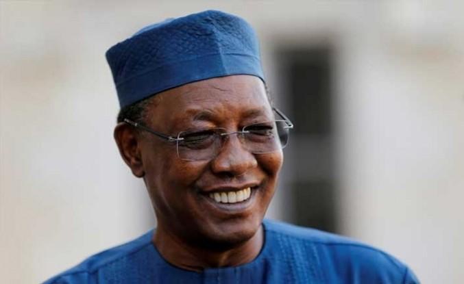 Çad Cumhurbaşkanı hayatını kaybetti