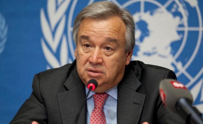 Guterres, Cenevre'deki Kıbrıs toplantısına katılacak