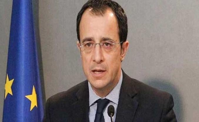 HRİSTODULİDİS  Kıbrıs Sorunu konusunda bilgi verdi