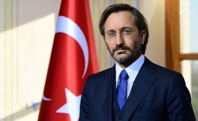 TC Cumhurbaşkanlığı İletişim Başkanı Altun'dan,Anayasa Mahkemesinin kararına ilişkin açıklama