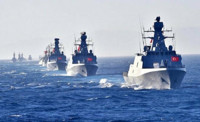 """""""Türk donanması, Doğu Akdeniz'deki en güçlü donanma"""""""