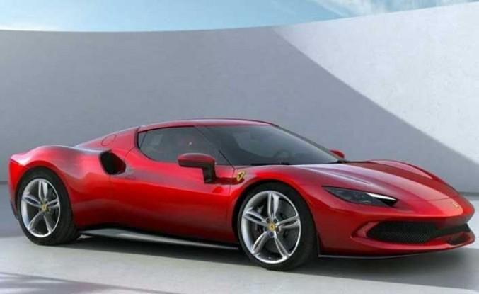 830 beygirlik hibrit Ferrari 296 GTB tanıtıldı