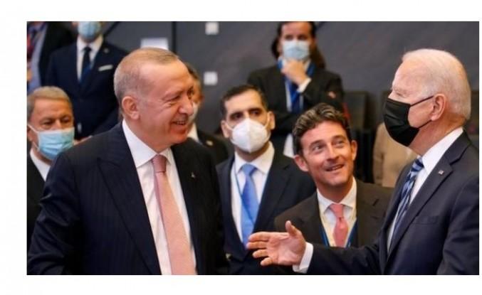 Biden, Erdoğan ile görüşmesini değerlendirdi