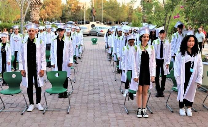 Doğu Akdeniz Doğa Koleji Mezuniyet Töreni Gerçekleşti